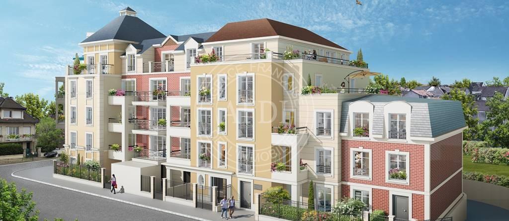Résidence VILLA DE TRAVERSAY en défiscalisation Loi : Pinel à Seine-Saint-Denis / Le Blanc-Mesnil