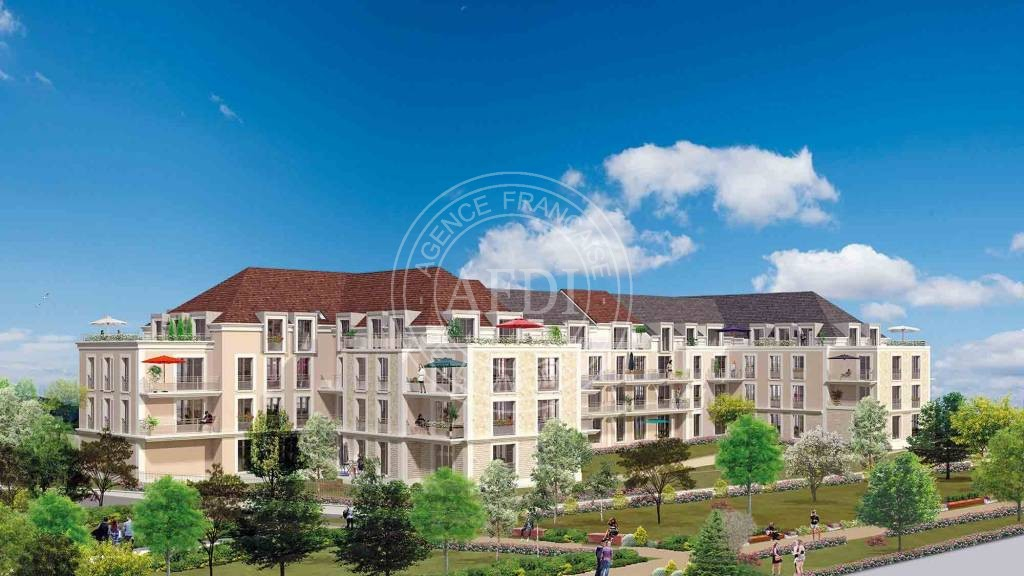 Logements neufs à Cormeilles-en-Parisis - Résidence LE CLOS DES CAPUCINES (région parisienne)
