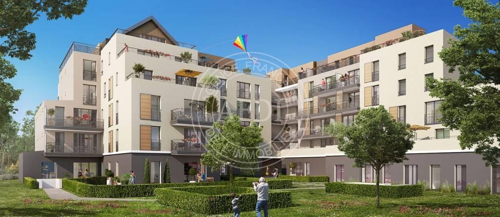 Logements neufs à Eaubonne - Résidence LE CLOS BOISÉ (région parisienne)