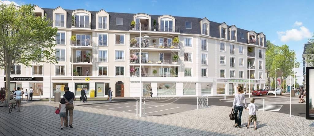 Logements neufs à Le Plessis-Bouchard - Résidence CÔTÉ PLESSIS (région parisienne)