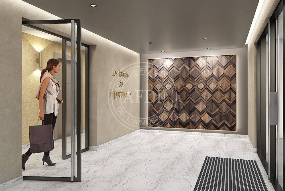 Logements neufs à Aix-les-Bains - Résidence LES JARDINS DE L'HYPODROME (région parisienne)