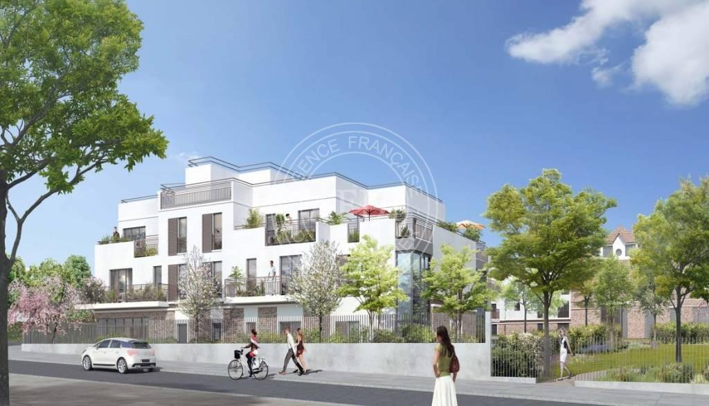 Résidence DOMAINE SISLEY en défiscalisation Loi : Pinel à Yvelines / Andrésy