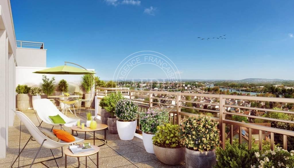 Logements neufs à Andrésy - Résidence RÊVES DE SEINE (région parisienne)