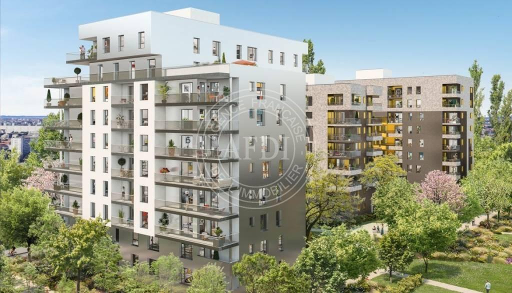 Logements neufs à Asnières-sur-Seine - Résidence SO OH (région parisienne)