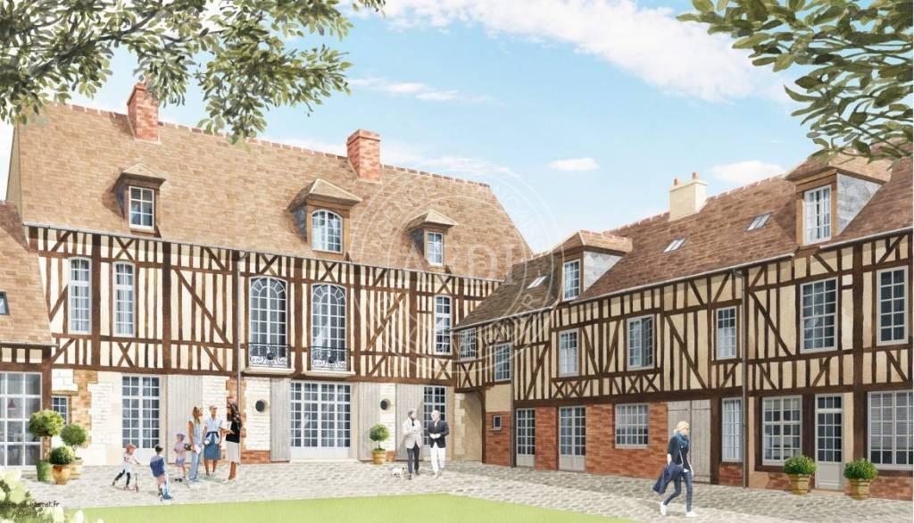 Logements neufs à Beauvais - Résidence HÔTEL DU LION D'OR (région parisienne)