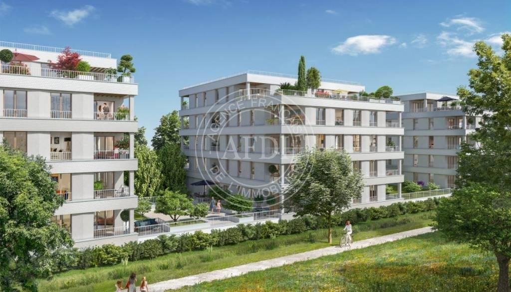 Logements neufs à Bordeaux - Résidence URB'IN (région parisienne)