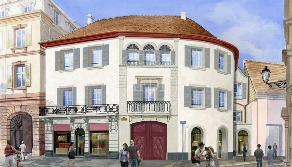 Logements neufs à Colmar - Résidence COUR SAINT-MARTIN (région parisienne)