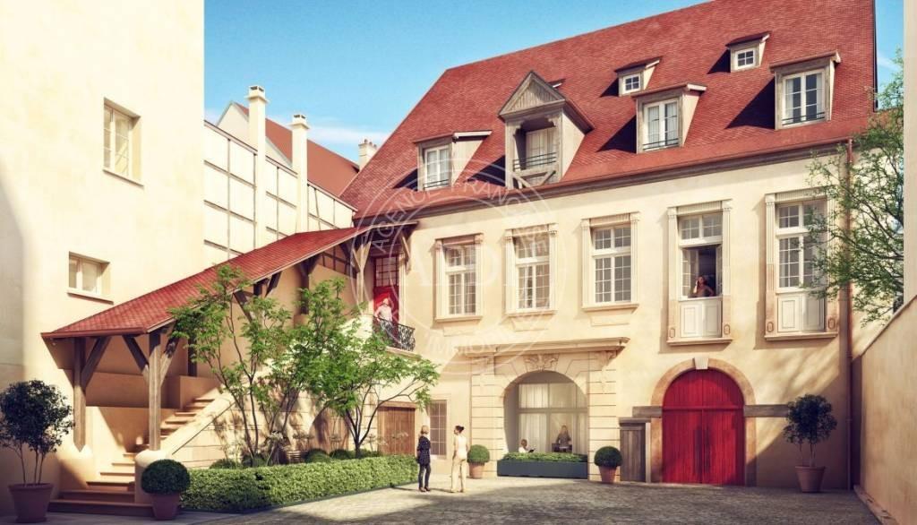 Logements neufs à Colmar - Résidence COUR SAINT-NICOLAS (région parisienne)