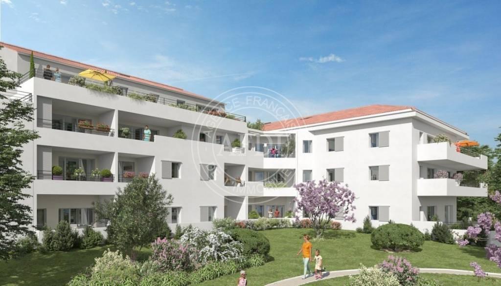 Résidence HORIZONS VALLONS en défiscalisation Loi : Pinel à Bouches-du-Rhône / Cuges-les-Pins