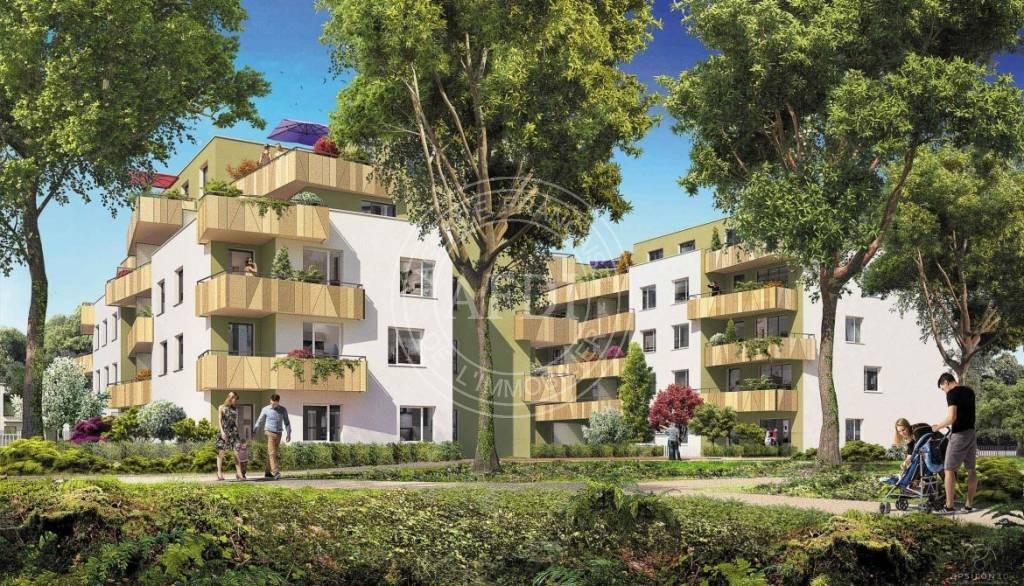 Logements neufs à Haguenau - Résidence COEUR BOISE (région parisienne)