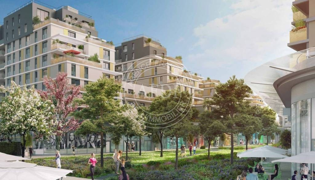 Logements neufs à Issy-les-Moulineaux - Résidence ISSY CŒUR DE VILLE (région parisienne)