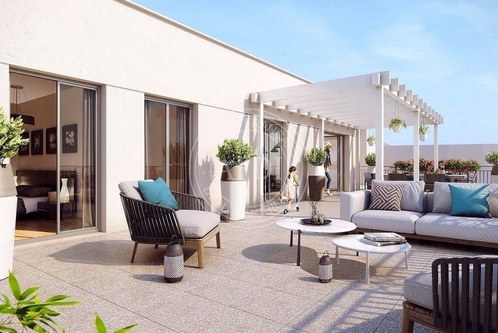 Logements neufs à L'Haÿ-les-Roses - Résidence HARMONIA (région parisienne)
