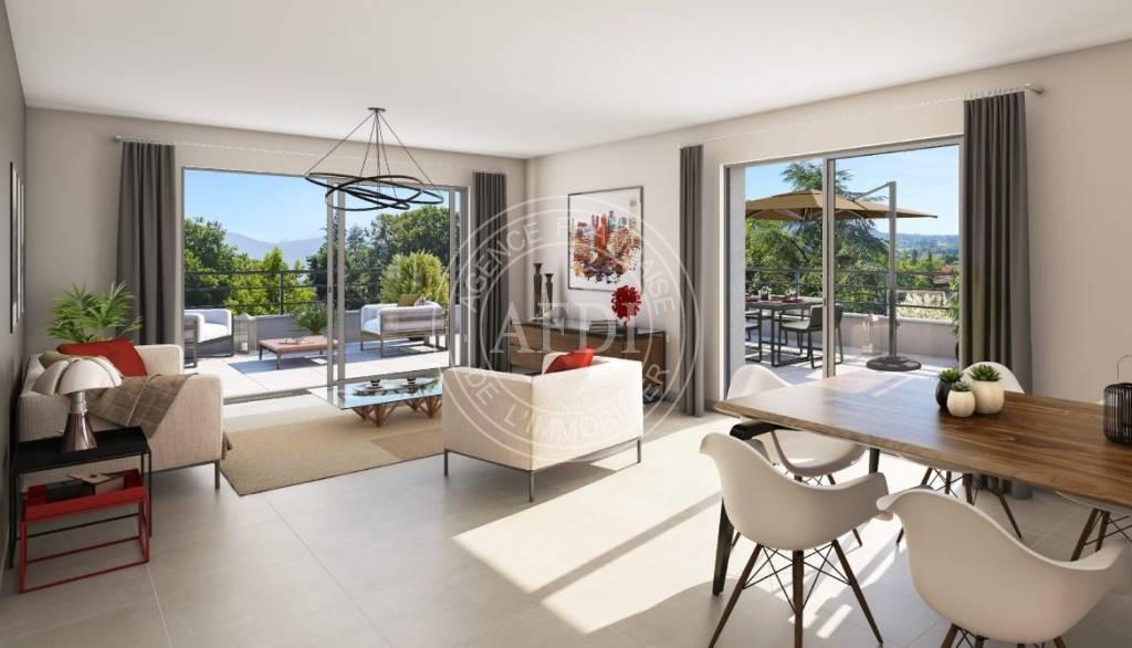 Logements neufs à La Roche-sur-Foron - Résidence BELLE EPOQUE (région parisienne)
