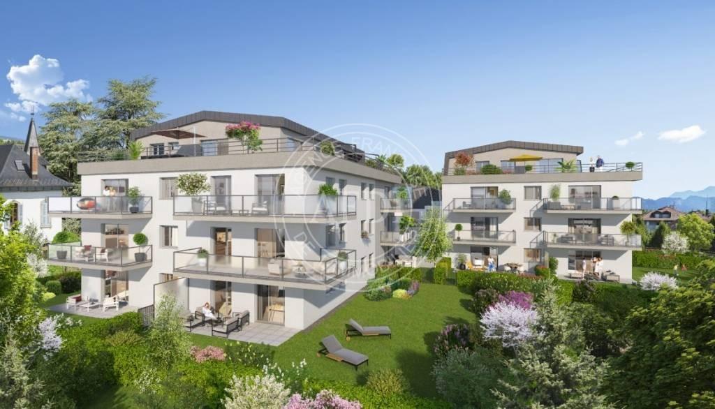 Résidence BELLE EPOQUE en défiscalisation Loi : Pinel à Haute-Savoie / La Roche-sur-Foron