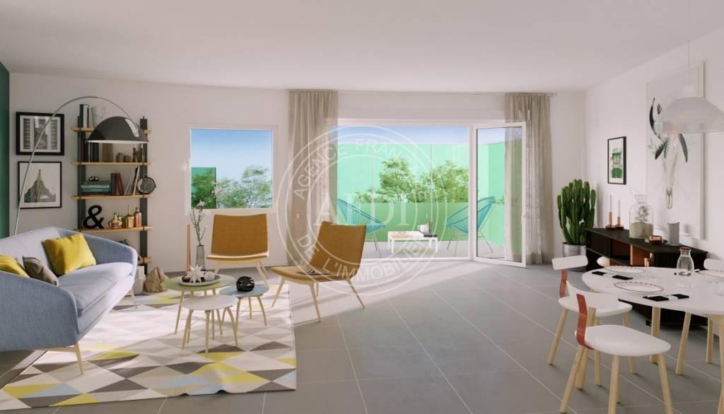 Logements neufs à Lormont - Résidence PARC DE FONTBELLEAU (région parisienne)