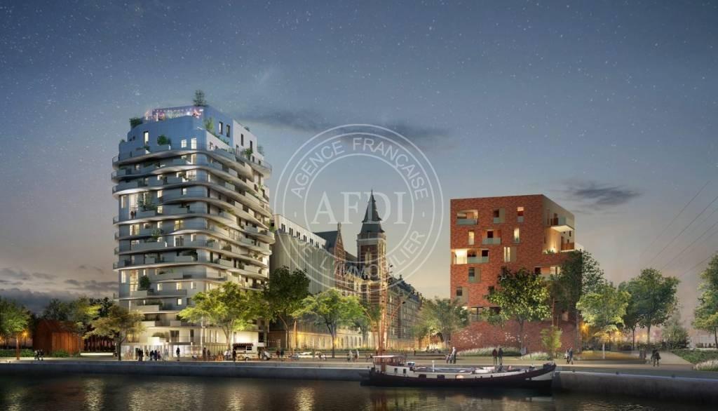 Logements neufs à Marquette-lez-Lille - Résidence LES GRANDS MOULINS (région parisienne)