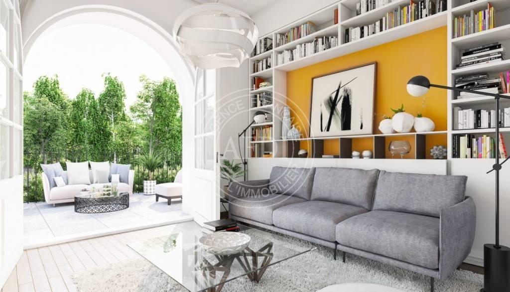 Logements neufs à Marquette-lez-Lille - Résidence LES GRANDS MOULINS - MAGASINS (région parisienne)