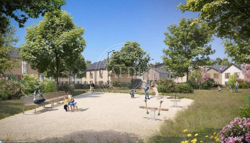 Logements neufs à Melun - Résidence CENTRAL NATURE (région parisienne)
