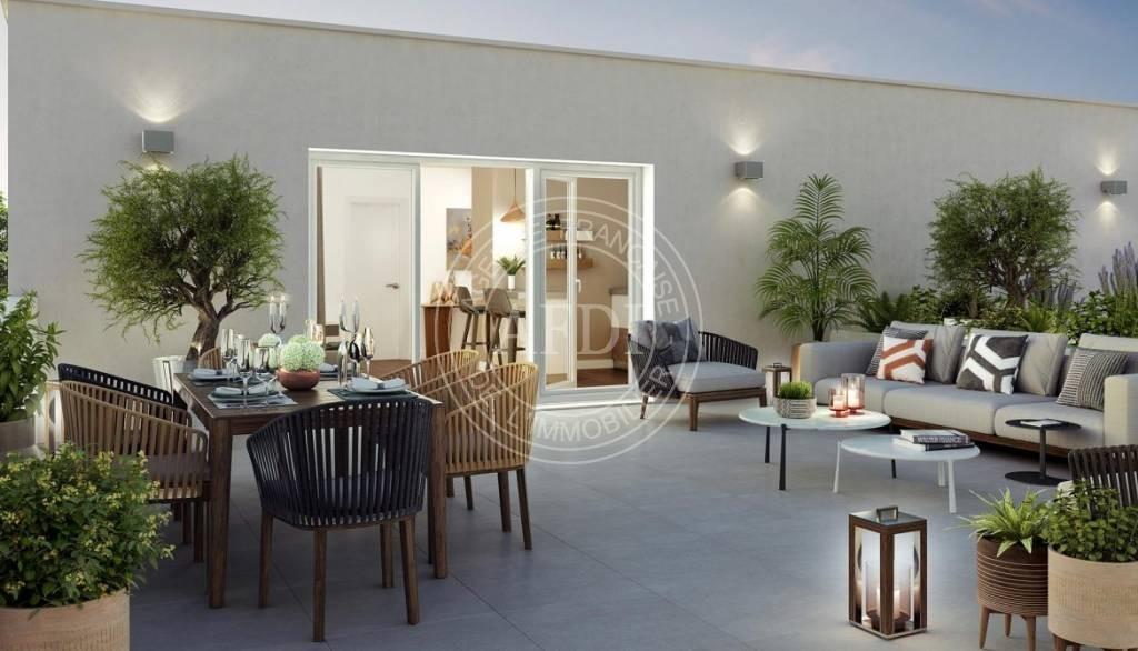 Logements neufs à Montpellier - Résidence EDENROSE (région parisienne)