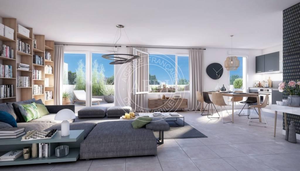 Logements neufs à Nantes - Résidence URBAN WAY (région parisienne)