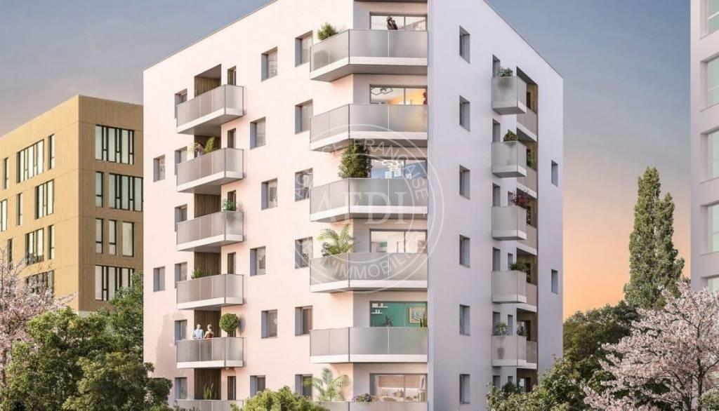 Résidence O'DELTA en défiscalisation Loi : Pinel à Loire-Atlantique / Nantes
