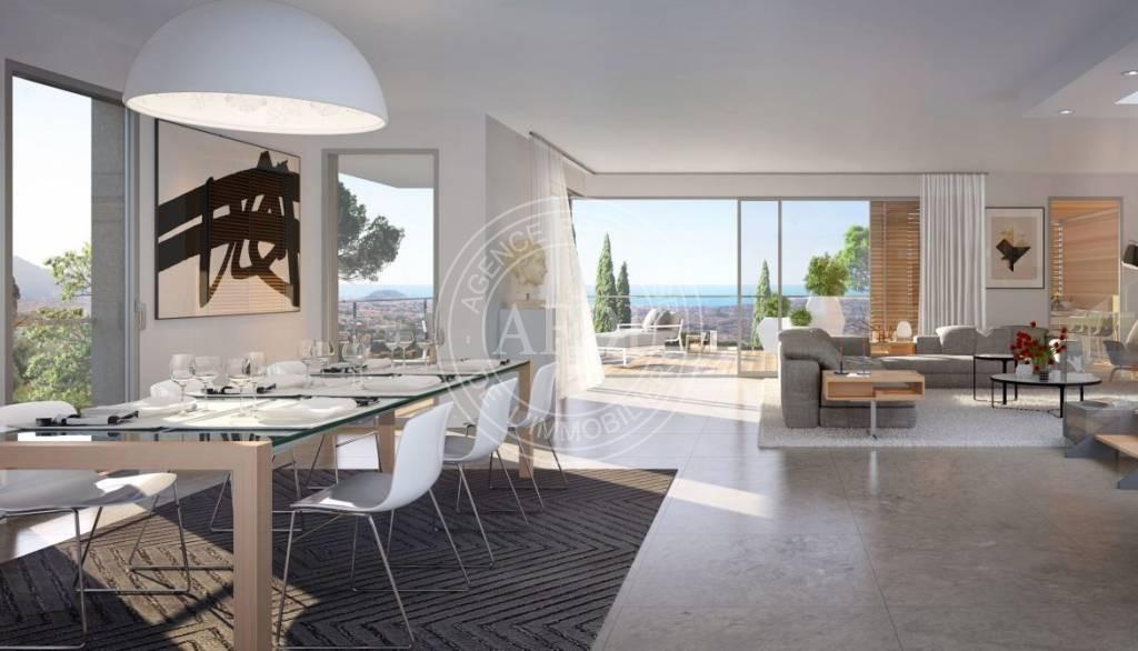 Logements neufs à Nice - Résidence LE DOMAINE GAIRAUT (région parisienne)