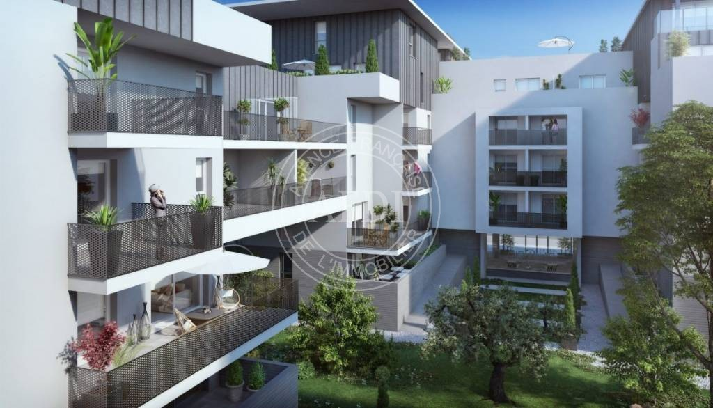 Logements neufs à Nîmes - Résidence CARRE PALASCIO (région parisienne)