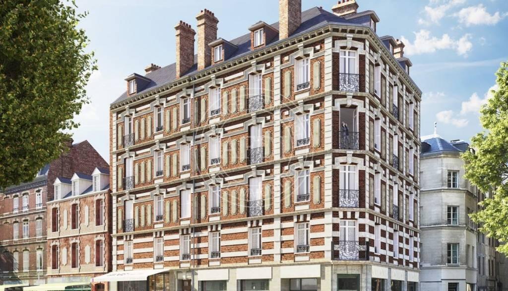 Logements neufs à Rouen - Résidence SAINT VIVIEN (région parisienne)