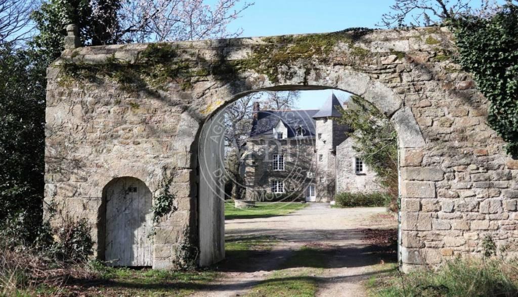 Résidence MANOIR DE LA PACLAIS en défiscalisation Loi : Monument Historique à Loire-Atlantique / Saint-Herblain