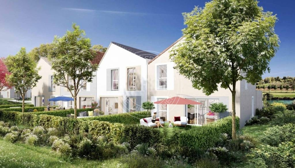 Logements neufs à Saint-Ouen-l'Aumône - Résidence GRAND ANGLE (région parisienne)