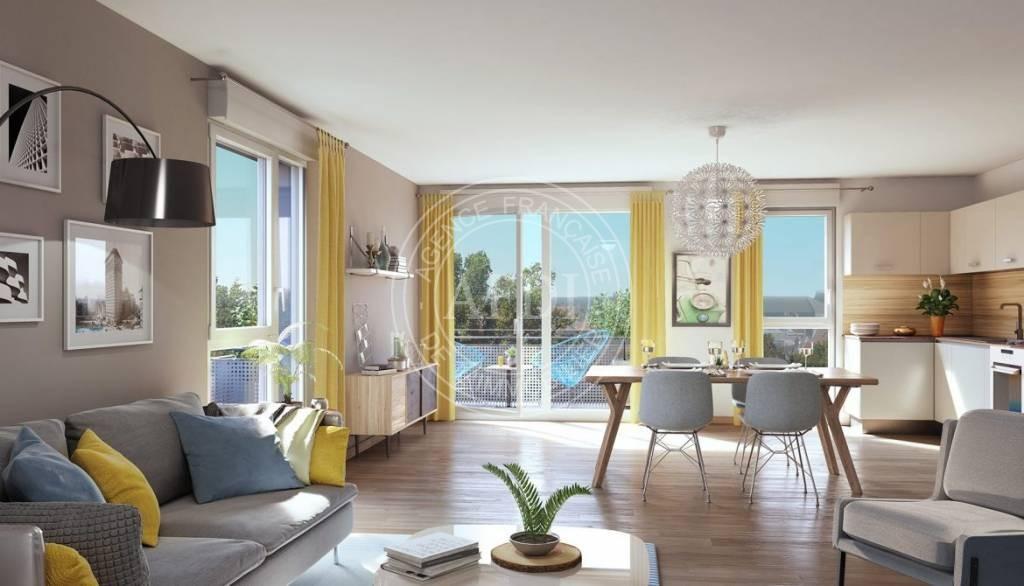 Logements neufs à Tourcoing - Résidence ESPRIT NATURE (région parisienne)