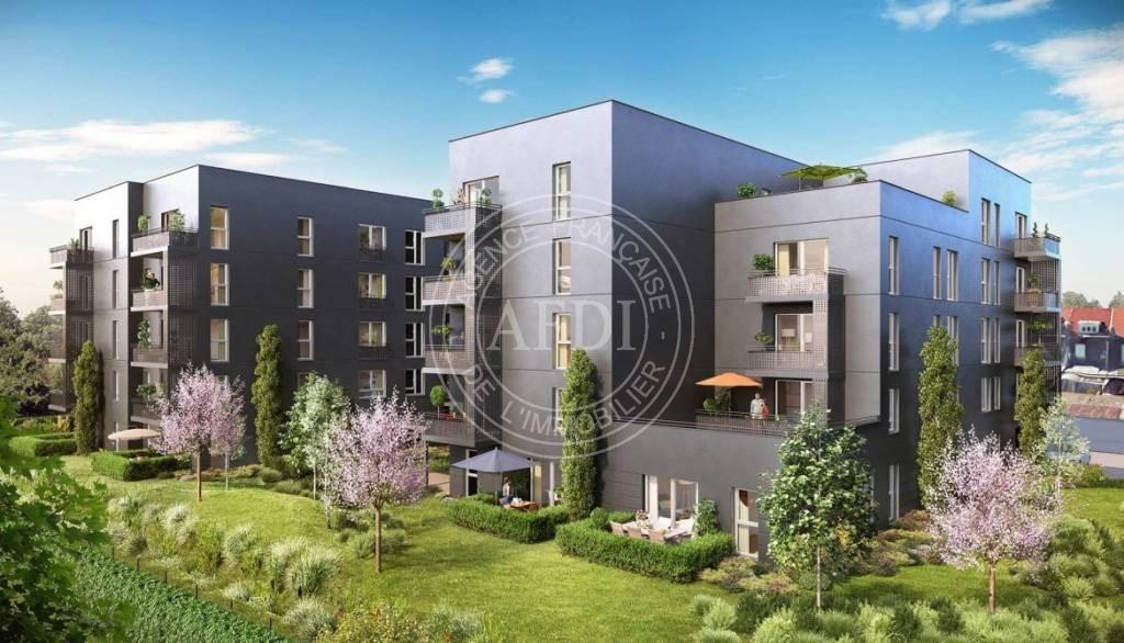 Résidence ESPRIT NATURE en défiscalisation Loi : Pinel à Nord / Tourcoing