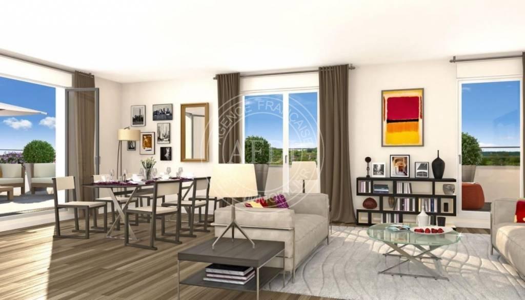 Logements neufs à Villecresnes - Résidence LES TERRASSES D'ATILLY (région parisienne)