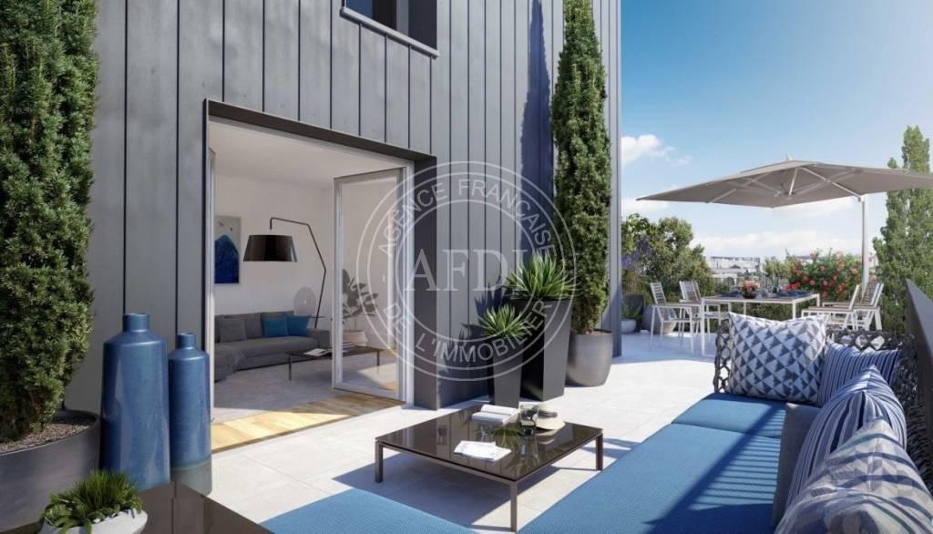 Logements neufs à Villeneuve-la-Garenne - Résidence LES JARDINS DE LA BONGARDE (région parisienne)