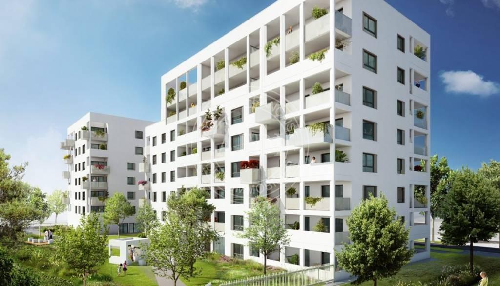 Résidence AMBITION en défiscalisation Loi : Pinel à Rhône / Villeurbanne