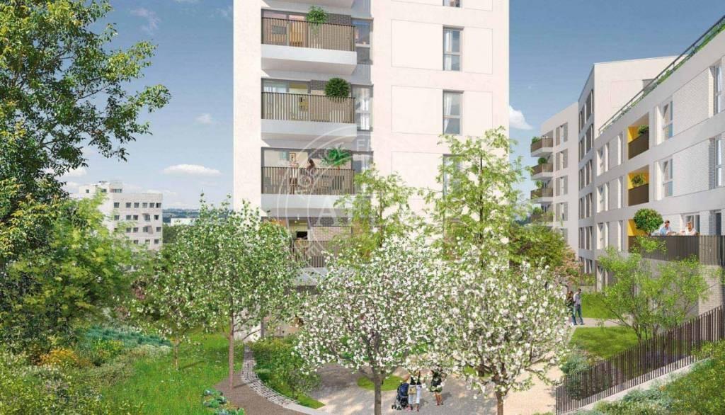 Logements neufs à Vitry-sur-Seine - Résidence CARRE - WATTEAU (région parisienne)