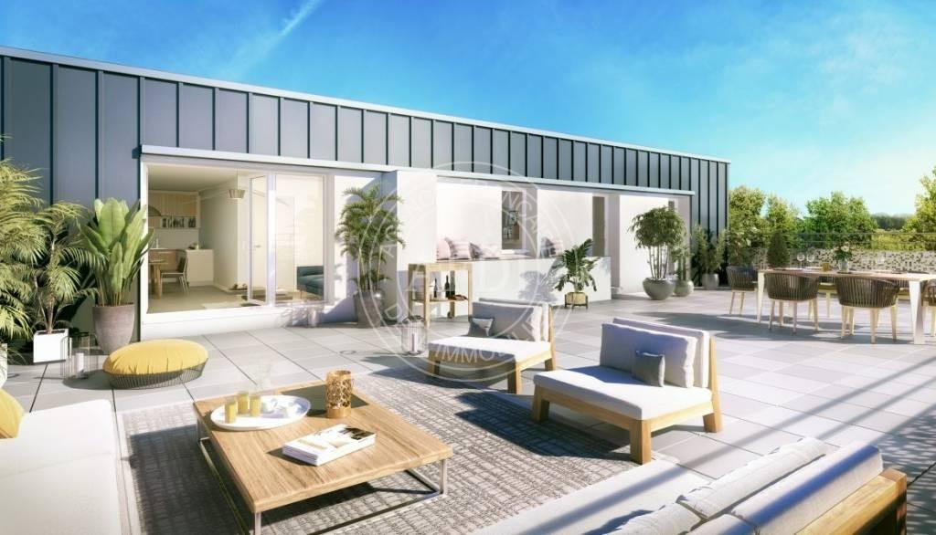 Logements neufs à Wattignies - Résidence LE JARDIN DES NUANCES (région parisienne)