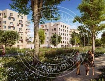Résidence LES ALISIERS en défiscalisation Loi : Pinel à Essonne / Massy