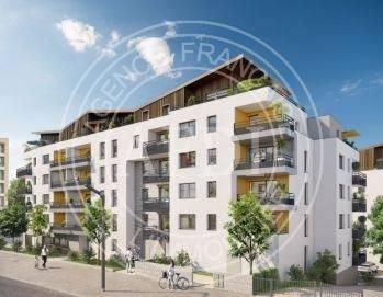 Logements neufs à Metz - Résidence CONNEXION 117 (région parisienne)