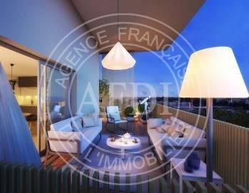 Logements neufs à Montpellier - Résidence MIKASA (région parisienne)