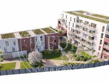Logements neufs à Lille - Résidence LE RUBIX (région parisienne)