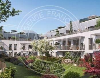 Logements neufs à Bègles - Résidence LEJARD'IN (région parisienne)