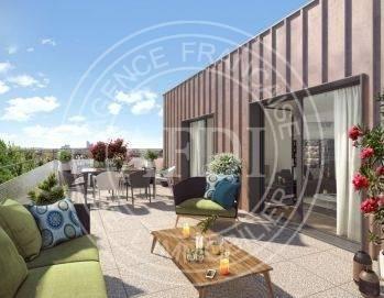 Logements neufs à Illkirch-Graffenstaden - Résidence REFLET D'Ô (région parisienne)
