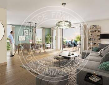 Logements neufs à Lyon - Résidence LUMIERE MONPLAISIR (région parisienne)