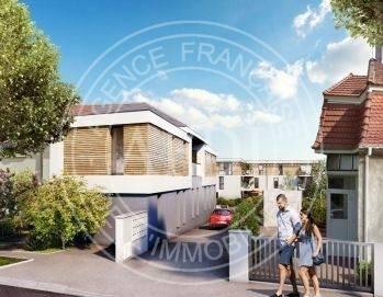 Logements neufs à Mulhouse - Résidence CARPE DIEM (région parisienne)