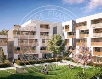 Résidence LES CAPUCINES en défiscalisation Loi : Pinel à Haute-Garonne / Colomiers