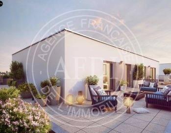 Logements neufs à Rennes - Résidence TRIO VERDE (région parisienne)
