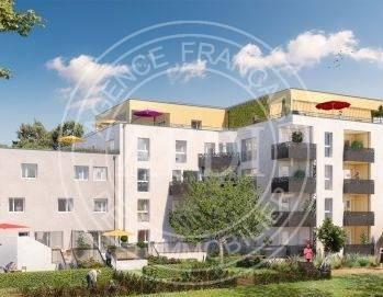 Résidence L'ESQUISSE en défiscalisation Loi : Pinel à Rhône / Villeurbanne