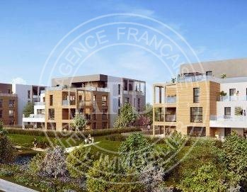 Résidence OPEN GARDEN en défiscalisation Loi : Pinel à Val-d'oise / Cergy