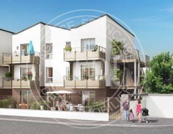 Logements neufs à Tours - Résidence VILLAS EN SCENE - ACTE 3 (région parisienne)